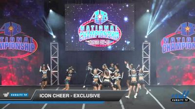 Icon Cheer - Exclusive [2019 Senior 5 Day 2] 2019 America's Best National Championship