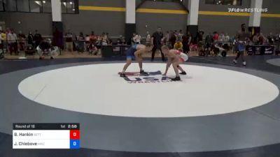 61 kg Prelims - Brady Hankin, Betterman Elite Wrestling vs Julian Chlebove, Arizona