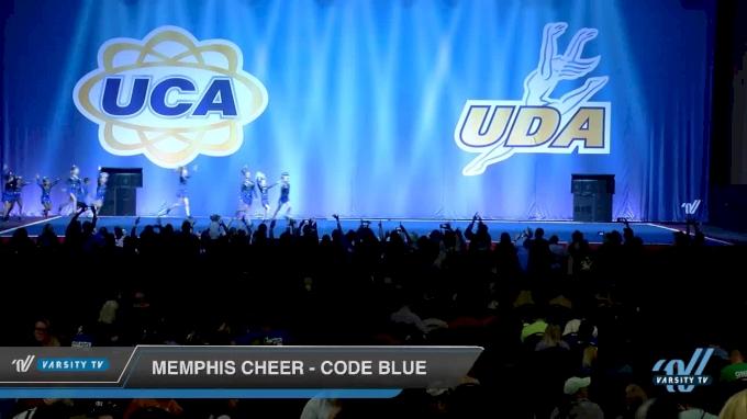 Memphis Cheer - Code Blue [2018 Youth - Medium 1 Day 2] 2018 UCA