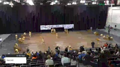 Hart HS at 2019 WGI Guard West Power Regional - Cox Pavilion