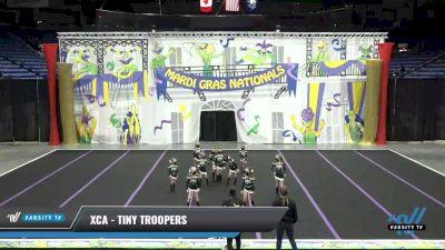 XCA - Tiny Troopers [2021 L1 Tiny] 2021 MG Bead Blast