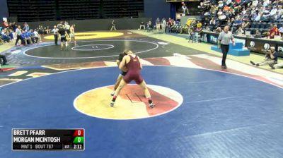 197 Finals - Morgan McIntosh, Penn State vs Brett Pfarr, Minnesota