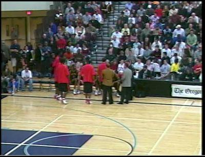 Oak Hill Academy (VA) vs. Jefferson (OR) | 2004 Les Schwab Invitational