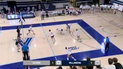 Replay: UConn vs Villanova | Oct 8 @ 7 PM
