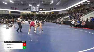 149 lbs Prelims - Collin Mojena, North Central College vs Josh Gerke, Coe College
