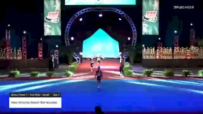 New Smyrna Beach Barracudas [2020 Show Cheer 1 - Tiny Mite - Small Day 1] 2020 Pop Warner National Cheer & Dance Championship