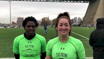 Scion To Women Premier Final