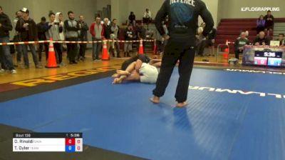Dan Rinaldi vs Travis Oyler 1st ADCC North American Trials
