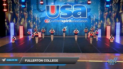 Fullerton College [2019 Pom 2-Year College Day 2] 2019 USA Collegiate Championships