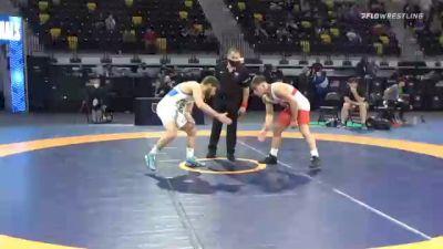 70 kg Prelims - Parker Kropman, Pennsylvania RTC vs Wilder Wichman, Askren Wrestling Academy Lake Country