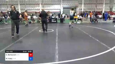 79 kg Consolation - Hunter Gasper, Michigan vs Thomas Sell, Tennessee