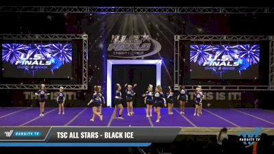 TSC All Stars - Black Ice [2021 L2 Junior - D2 - Small - B Day 2] 2021 The U.S. Finals: Ocean City