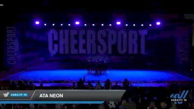ATA Neon [2021 Youth 1] 2021 CHEERSPORT: Atlanta Grand Championship