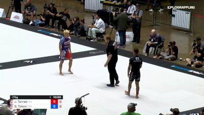 JT Torres vs Garry Tonon 2019 ADCC World Championships