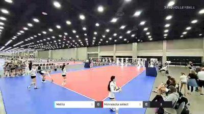 Melite vs Minnesota select - 2021 JVA World Challenge presented by Nike