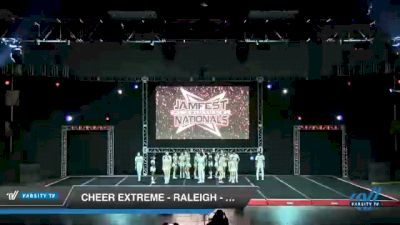 Cheer Extreme - Raleigh - XKO Knockout [2021 L6 International Open Coed - Large Day 2] 2021 JAMfest Cheer Super Nationals