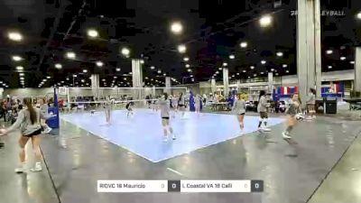 TK 16 Soar Indigo vs RIOVC 16 Mauricio - 2021 Capitol Hill Volleyball Classic