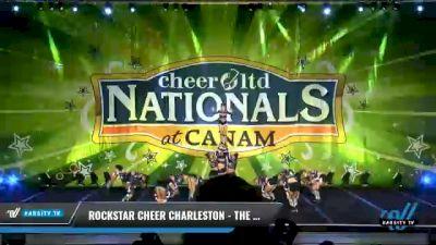 Rockstar Cheer Charleston - The Cheetah Girls [2021 L4 Senior - Small Day 2] 2021 Cheer Ltd Nationals at CANAM