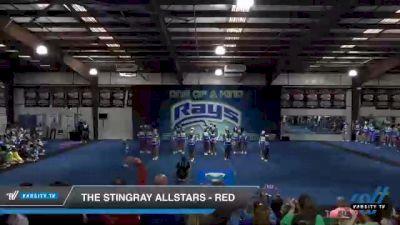The Stingray Allstars - Red [2020 L2 Youth Medium] 2020 The Stingray Allstars Gym Jam