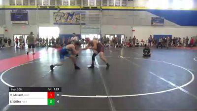 156 lbs 3rd Place - Charlie Millard, Askren2 vs Ethan Stiles, Poeta