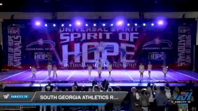 South Georgia Athletics Rain [2021 Youth Small 2 D2 Day 1] 2021 Universal Spirit: Spirit of Hope National Championship