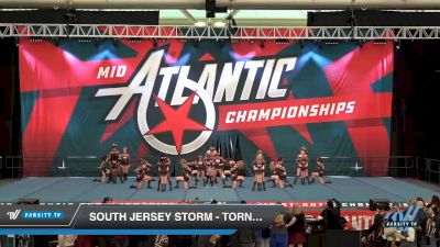 South Jersey Storm - Tornadoes [2020 L2 Youth Day 1] 2020 Mid-Atlantic Championships