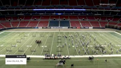 Union City H.S., TN at 2019 BOA St. Louis Super Regional Championship, pres. by Yamaha