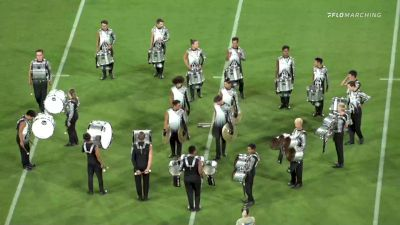 Pacific Crest at 2021 Drum Corps at the Rose Bowl