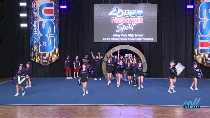 Valley Vista High School [2018 Co-Ed Varsity Show Cheer