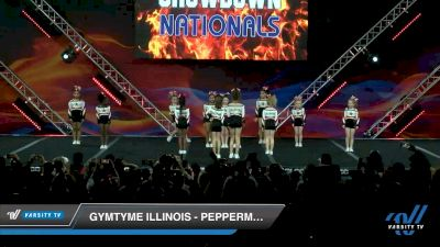 GymTyme Illinois - Peppermint [2020 L1.1 Mini PREP Day 1] 2020 GLCC: The Showdown Grand Nationals