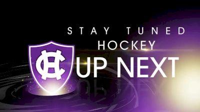 Full Replay - Army vs Holy Cross | Atlantic Hockey