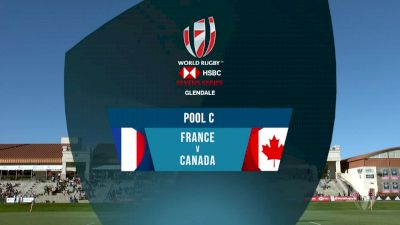 France 7s vs Canada 7s Pool C | 2018 HSBC Women's 7s Colorado