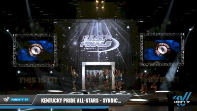Kentucky Pride All-Stars - Syndicate [2021 L3.2 Junior - PREP Day 1] 2021 The U.S. Finals: Louisville