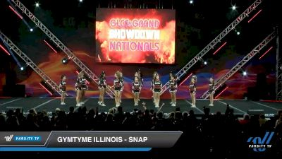 GymTyme Illinois - Snap [2020 L4 Junior Day 2] 2020 GLCC: The Showdown Grand Nationals