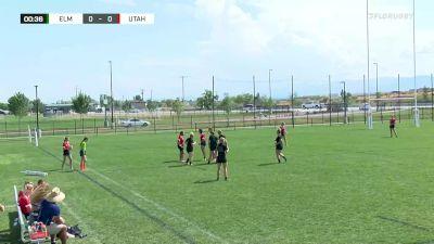Eagle Lady Mustangs vs. Utah Lions - 2021 NAI 7s - Pool Play
