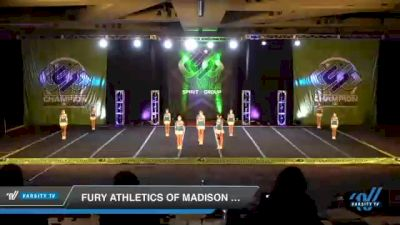 Fury Athletics of Madison - Love [2021 L2 Exhibition (Cheer) Day 3] 2021 CSG Super Nationals DI & DII