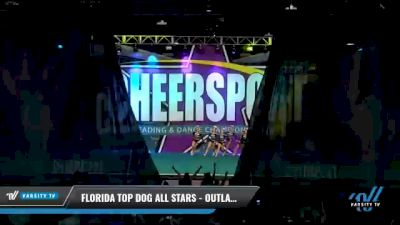 Florida Top Dog All Stars - Outlaws Lakewood Ranch [2021 L3 Junior - Medium - A Day 2] 2021 CHEERSPORT National Cheerleading Championship
