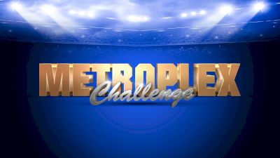 Full Replay - Metroplex Challenge - Balance Beam - Feb 14, 2021 at 7:27 AM CST