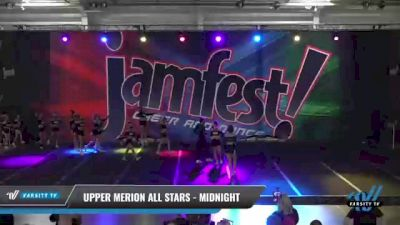 Upper Merion All Stars - Midnight [2021 L6 Senior Coed Open Day 2] 2021 JAMfest: Liberty JAM