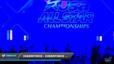 CheerForce - CheerForce Havoc [2019 Youth 2 Day 2] 2019 USA All Star Championships