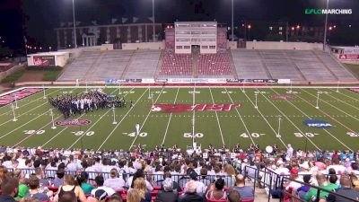 Hoover H.S., AL at Bands of America Alabama Regional, presented by Yamaha