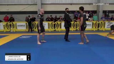 TYLER JAMES SCALISI vs ITALO MOURA DE AZEVEDO 2021 Pan IBJJF Jiu-Jitsu No-Gi Championship
