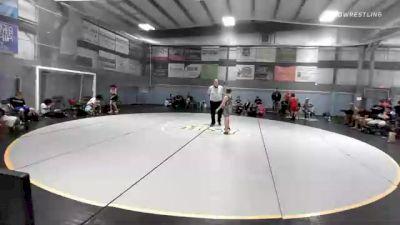 110 lbs Prelims - Marco Carucci, Buxton (NJ) vs Forfeit, Roundtree Wrestling Academy