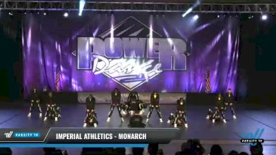 Imperial Athletics - MONARCH [2021 Senior Coed - Hip Hop Day 1] 2021 ACP Power Dance Nationals & TX State Championship