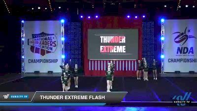 - Thunder Extreme Flash [2019 Senior 2 Day 1] 2019 NCA North Texas Classic