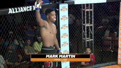 WATCH: Mark Martin Makes Pro MMA Debut