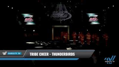 Tribe Cheer - Thunderbirds [2021 L2 Youth - Medium Day 1] 2021 The U.S. Finals: Kansas City