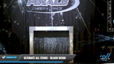 Ultimate All Stars - Black Reign [2021 L1 Tiny - Novice - Restrictions Day 1] 2021 The U.S. Finals: Louisville