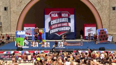Iowa State University - Cy [2018 Mascot] NCA & NDA Collegiate Cheer and Dance Championship