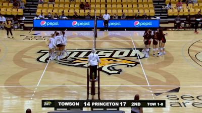 Replay: Loyola Maryland vs Towson - 2021 Towson Invitational | Sep 4 @ 4 PM